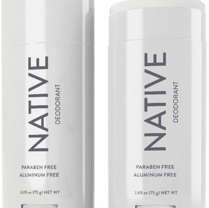 Native Deodorant, Sensitive Skin, Reg & Travel Sz